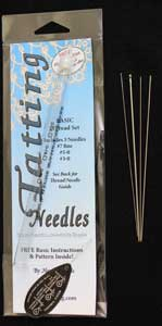 Tatting / Crochet Thread Tatting Needle Set N8