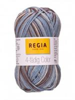 Sock Yarn - Regia 4 Ply 50G